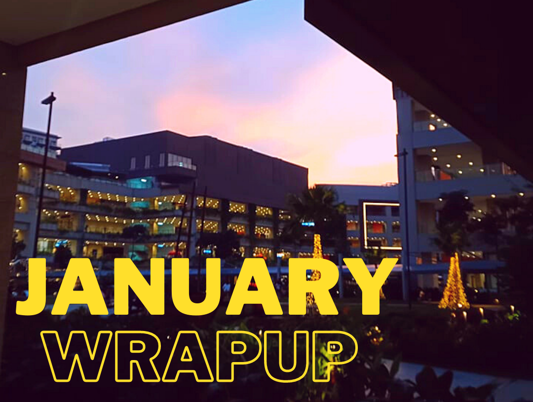 January Wrap Up: Life Updates for the Month