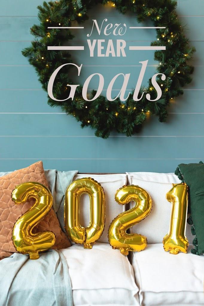 2021 goals