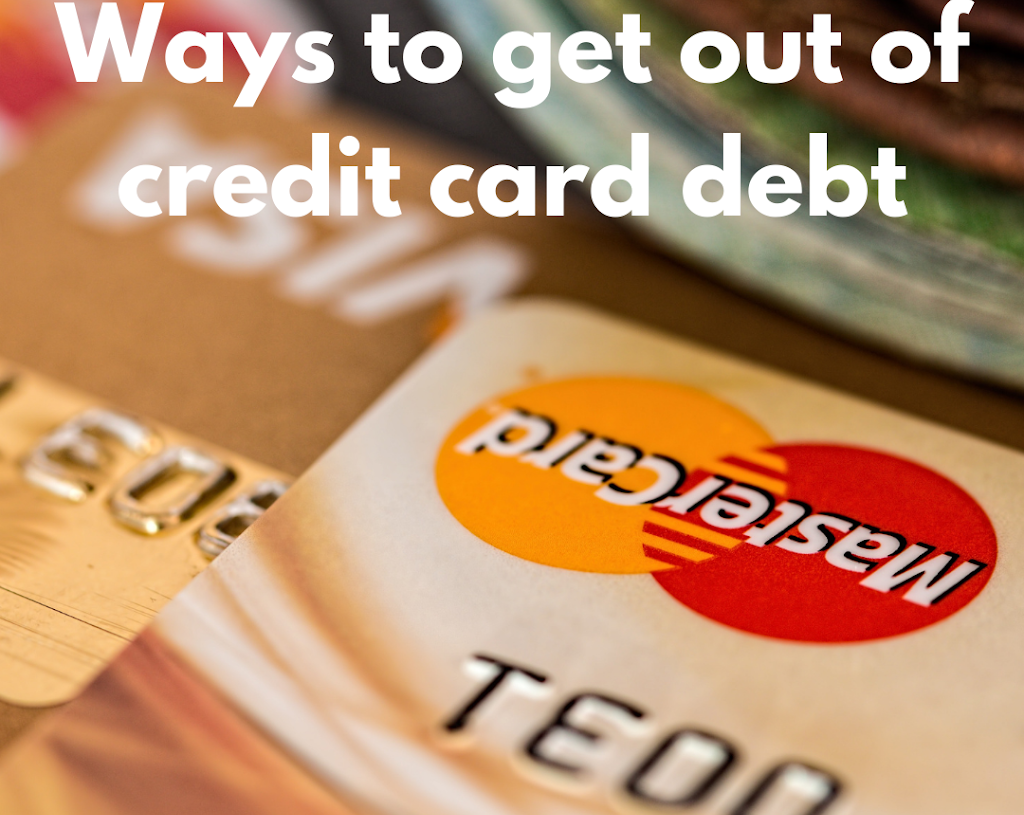 Pay Off Credit Card Debts: My Tried and Tested Tips