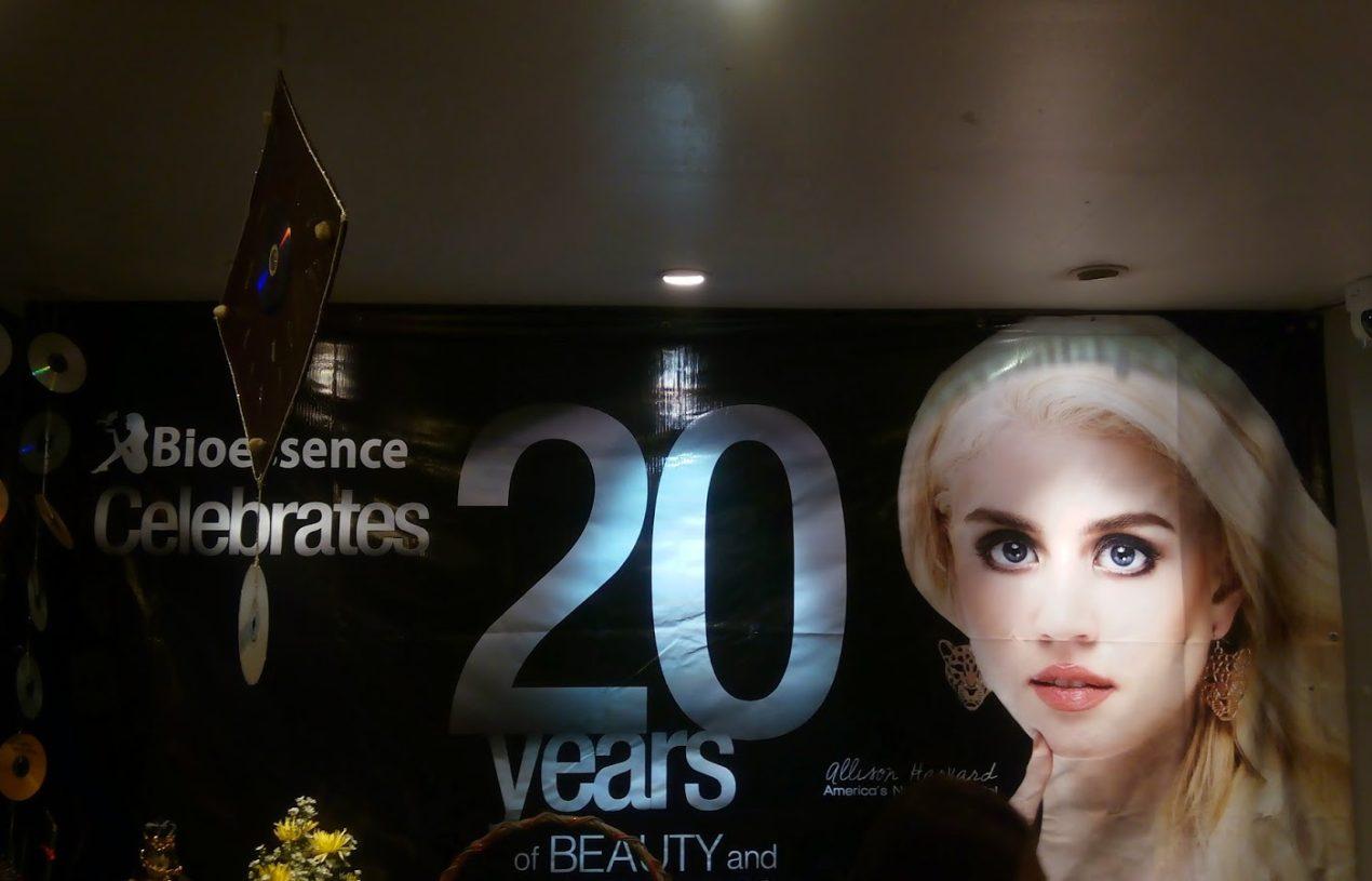 Bioessence celebrates 20 years of beauty and wellness