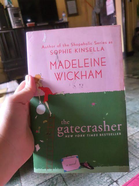 Madeleine Wickham's The Gatecrasher: She's a gold digger