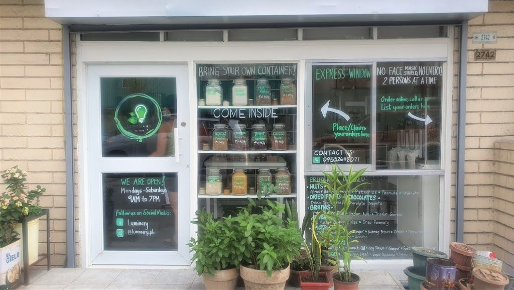 Luminary Store: Saving the World One Refill at a Time
