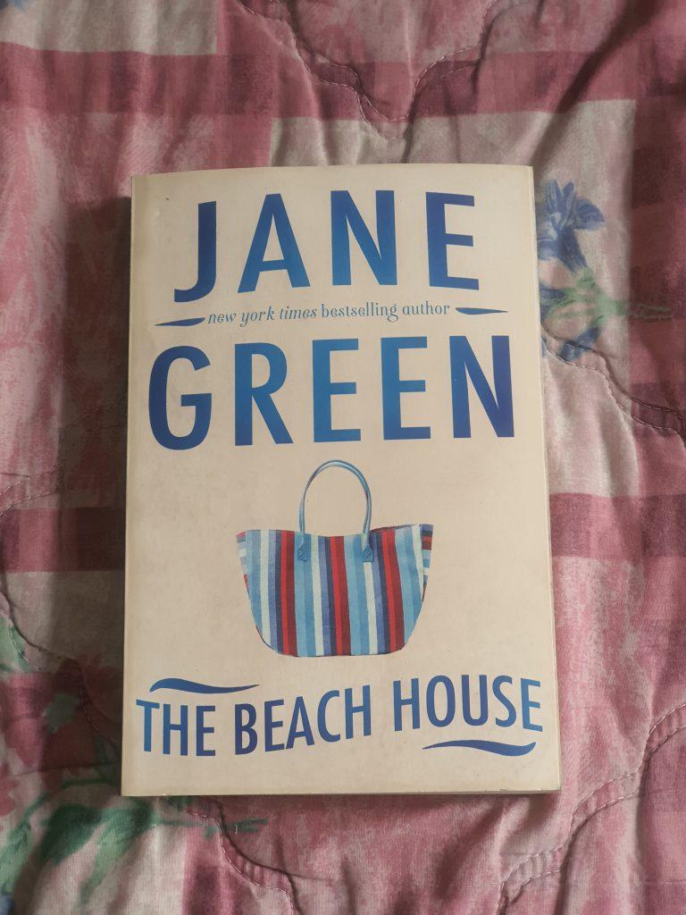 book reciew the beach house