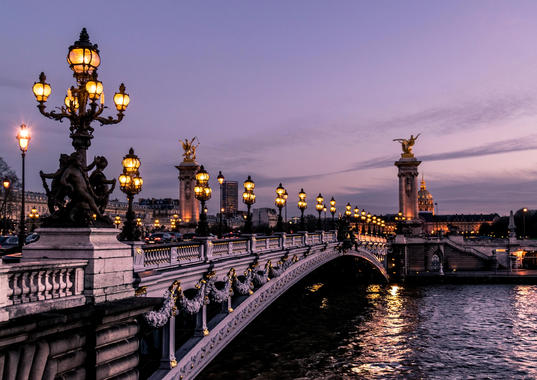 Paris, another city on my travel bucket list.