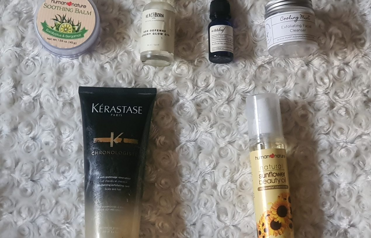 Beauty and Wellness Empties for 2021 So Far