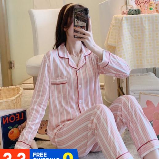 comfortable cotton pajamas