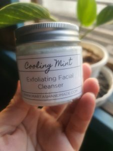 all natural exfoliating cleanser
