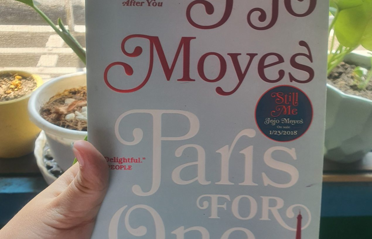 Paris for One and Other Stories: A Jojo Moyes Book Review