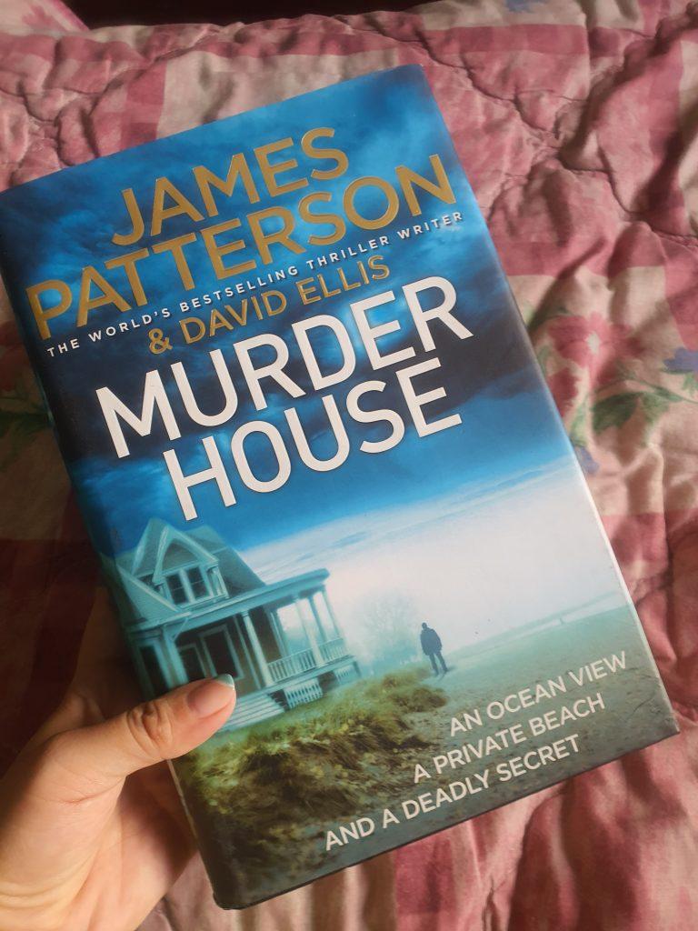 July reads: crime thriller novel