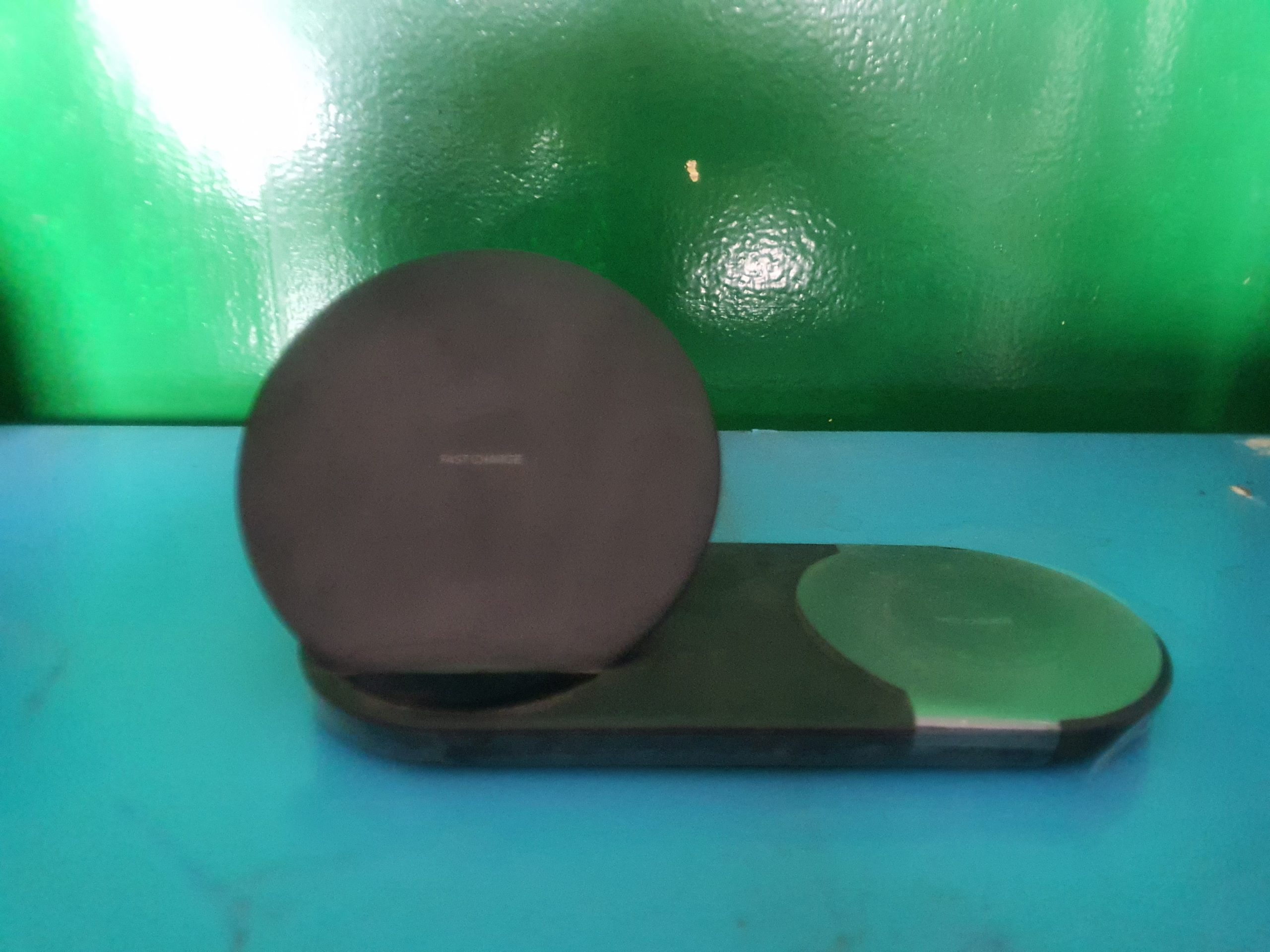 buyer's remorse: samsung wireless charger